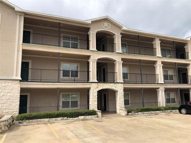7039 Kingston Cove 105 #105, Willis, TX 77318 (MLS #54361598) :: CORE Realty