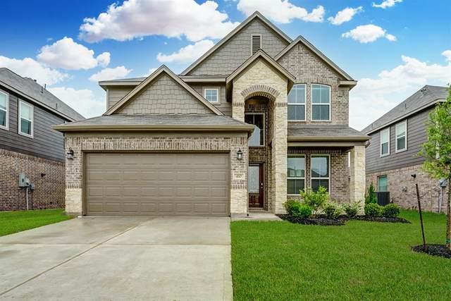 410 Upland Grove Trail, Rosharon, TX 77583 (MLS #54362008) :: The Queen Team