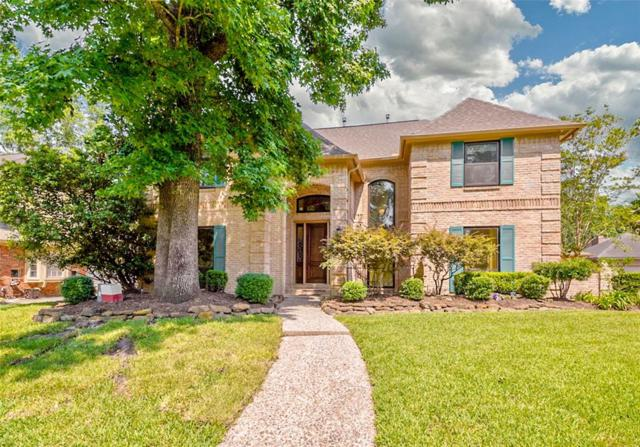 2814 Woodland Ridge Drive, Kingwood, TX 77345 (MLS #54366106) :: The Parodi Team at Realty Associates