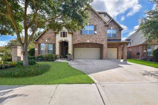 9703 Dill Canyon Lane, Katy, TX 77494 (MLS #54367152) :: The Parodi Team at Realty Associates