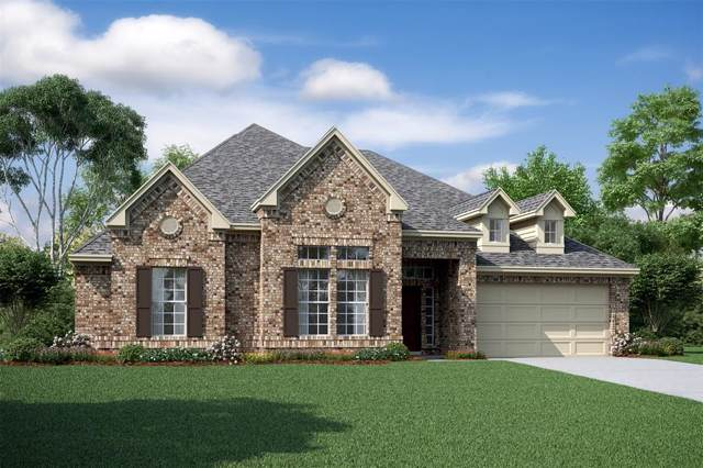 2222 Knoll Briar Court, League City, TX 77573 (MLS #54367313) :: Texas Home Shop Realty