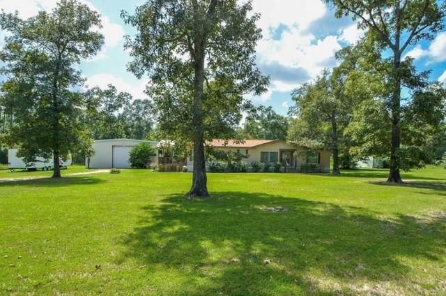 16185 E Williams Road, Conroe, TX 77303 (MLS #54395002) :: Caskey Realty