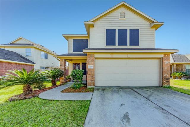 4338 Crossvine Avenue, Baytown, TX 77521 (MLS #54400021) :: Texas Home Shop Realty