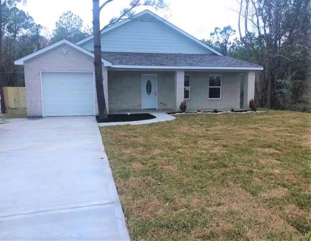 5810 Pecan Park Drive, Hitchcock, TX 77563 (MLS #5440086) :: Texas Home Shop Realty