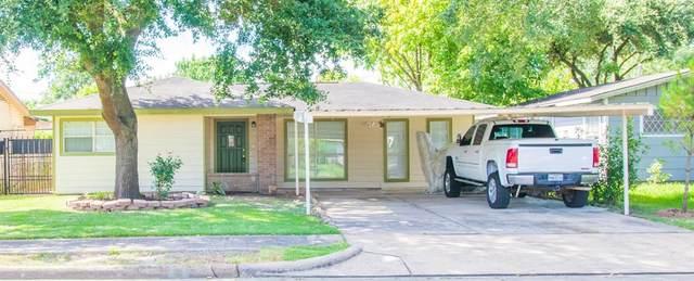 2604 Thomas Avenue, Pasadena, TX 77506 (MLS #54403377) :: The Bly Team