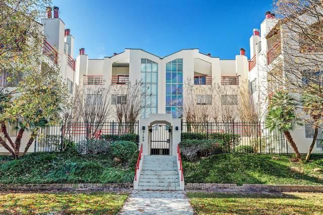 2100 Huldy Street #9, Houston, TX 77019 (MLS #54405738) :: The SOLD by George Team