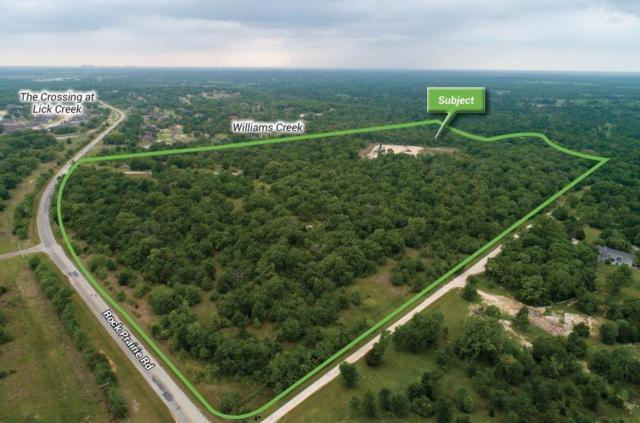 0000 Rock Prairie Road, College Station, TX 77845 (MLS #54406513) :: The Home Branch