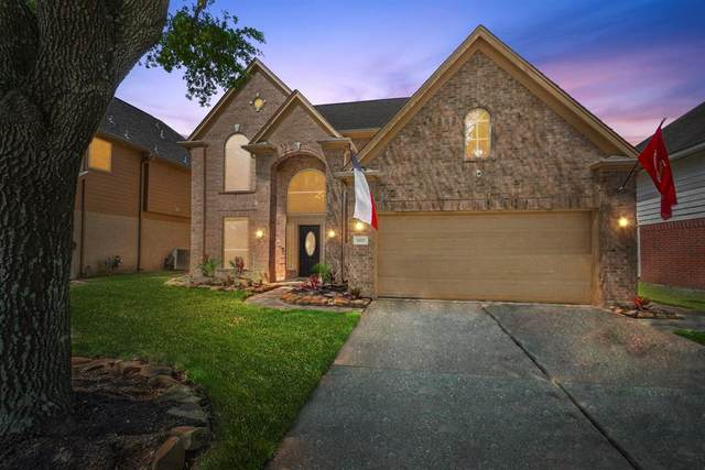 5002 Double Eagle Drive, Pasadena, TX 77505 (MLS #54407280) :: The SOLD by George Team