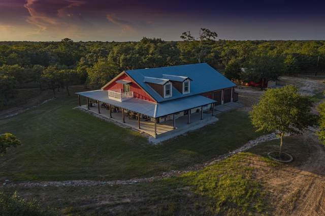 2070 Oakridge Rd, Weimar, TX 78962 (MLS #54412962) :: Caskey Realty