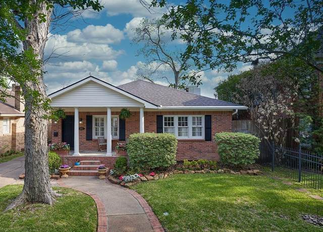 1851 Kipling Street, Houston, TX 77098 (MLS #54417500) :: The SOLD by George Team