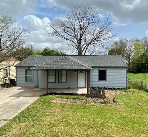 10601 Chesterfield Drive, Houston, TX 77051 (MLS #54427918) :: Ellison Real Estate Team