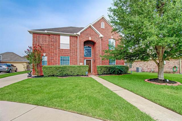 3109 Alexandros Court, Pearland, TX 77584 (MLS #54436729) :: The SOLD by George Team
