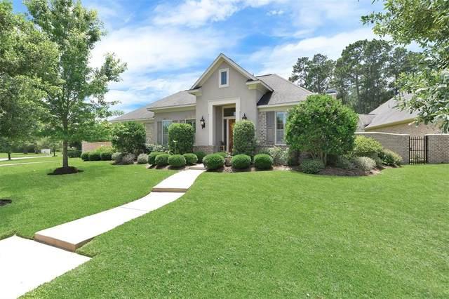 5414 Regal Landing Drive, Kingwood, TX 77345 (MLS #54461150) :: Connect Realty
