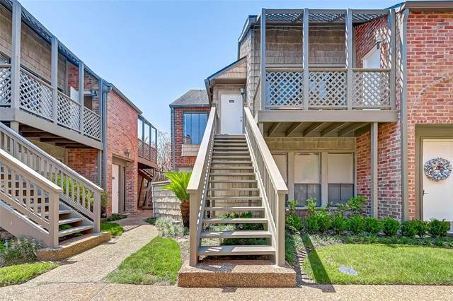 2829 Timmons Lane #224, Houston, TX 77027 (MLS #54468981) :: Green Residential