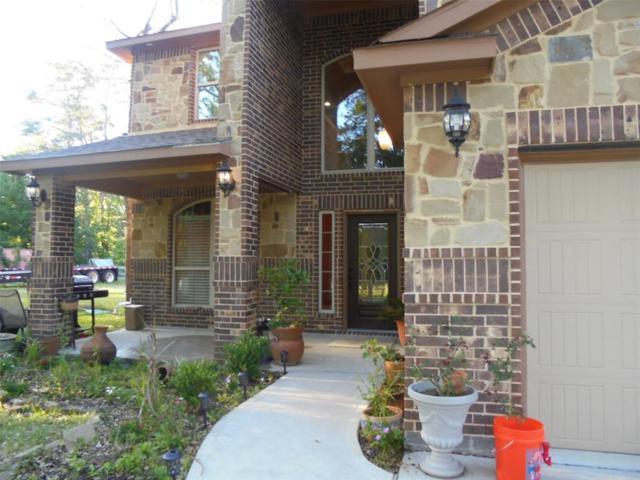 20055 Ravenwood Dr, Porter, TX 77365 (MLS #54473528) :: Texas Home Shop Realty
