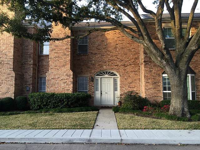 600 Wilcrest Drive #46, Houston, TX 77042 (MLS #54477110) :: Texas Home Shop Realty