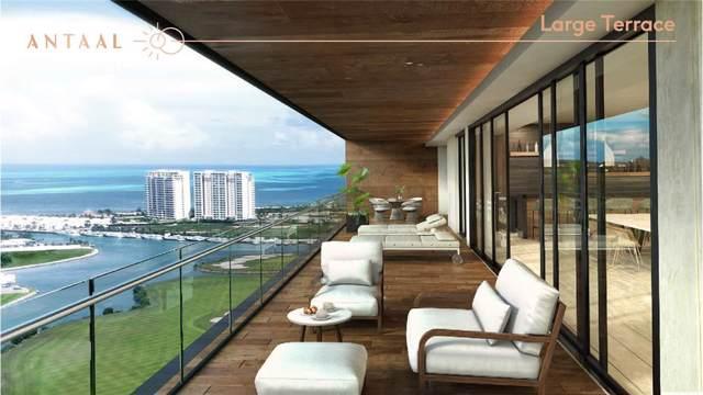 27 Bonamapak Av Avenue A 602, Cancun, TX 77500 (MLS #54479419) :: Michele Harmon Team