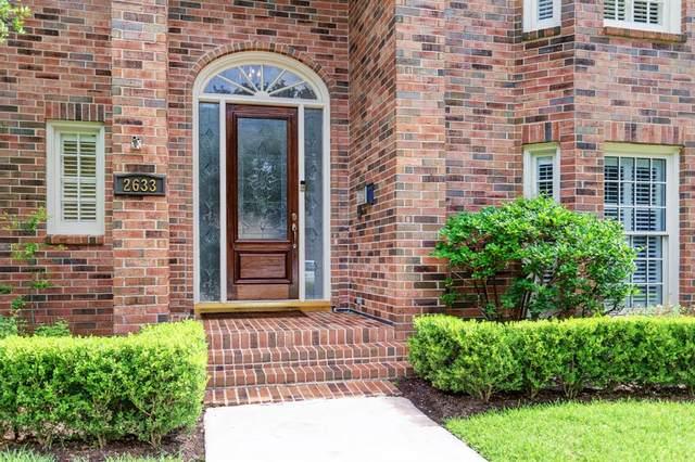2633 Arbuckle Street, West University Place, TX 77005 (MLS #54480154) :: Keller Williams Realty
