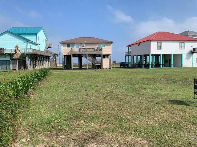 Lot 160 Howell St, Crystal Beach, TX 77650 (MLS #54482761) :: The Freund Group
