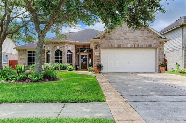 3503 Cedar Prairie Drive, League City, TX 77573 (MLS #54495702) :: The SOLD by George Team
