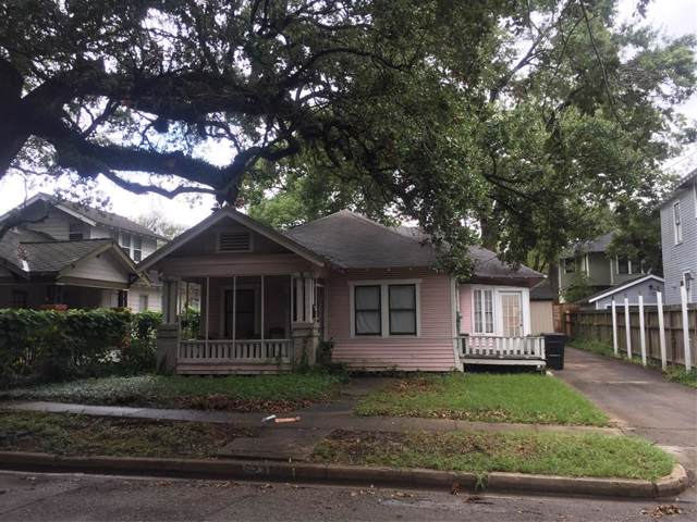 623 Bayland Avenue, Houston, TX 77009 (MLS #5449731) :: Guevara Backman