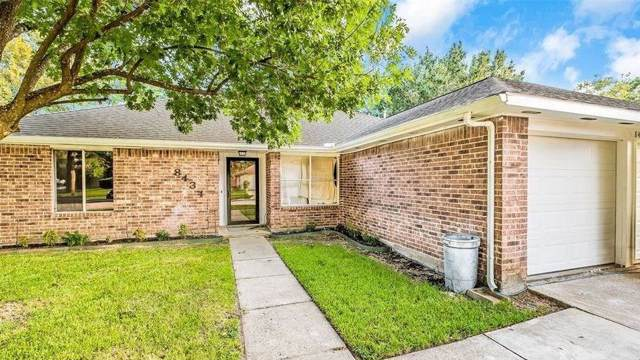 8434 Opalwood Lane, Humble, TX 77338 (MLS #54511879) :: The SOLD by George Team