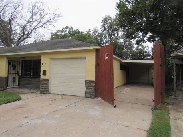 411 Lamar Drive, Pasadena, TX 77502 (MLS #54515027) :: The Sold By Valdez Team