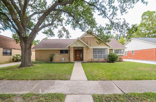 6014 Lattimer Drive, Houston, TX 77035 (MLS #54515142) :: The Jill Smith Team