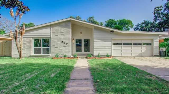 527 22nd Avenue N, Texas City, TX 77590 (MLS #54515542) :: Keller Williams Realty
