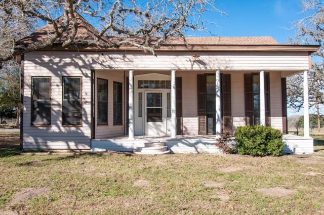 2390 Harmony Road, Weimar, TX 78962 (MLS #54517807) :: Texas Home Shop Realty