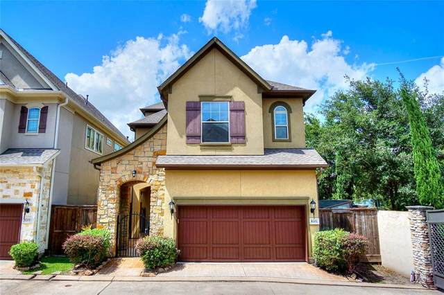8201 Cabernet Lane, Houston, TX 77055 (MLS #54520073) :: The SOLD by George Team