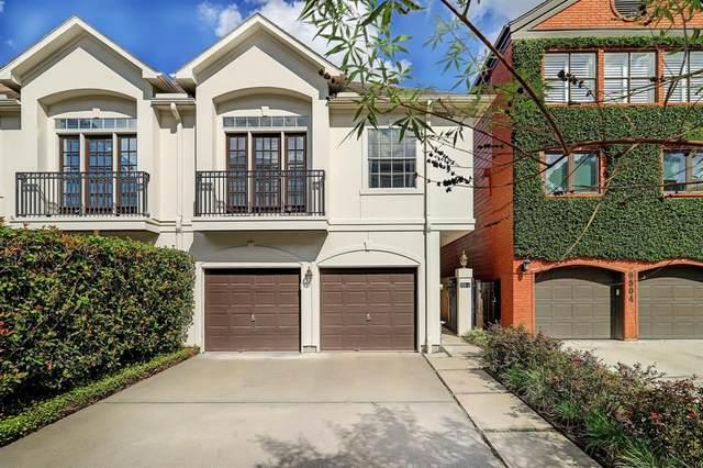 6506 Taggart A, Houston, TX 77007 (MLS #54524160) :: Homemax Properties