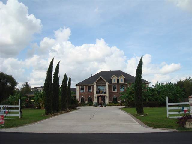 6597 Scott Road, Pearland, TX 77581 (MLS #54526317) :: CORE Realty