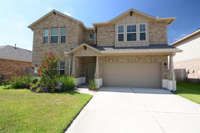 135 Meadow Valley Drive, Conroe, TX 77384 (MLS #54529940) :: The Heyl Group at Keller Williams