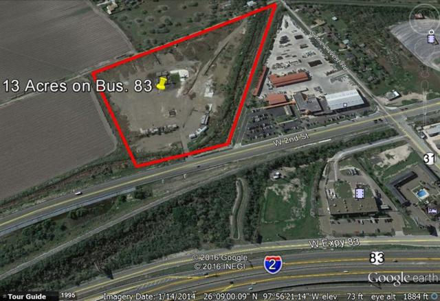 1800 W Business 83 Highway, Mercedes, TX 78570 (MLS #5453691) :: The Heyl Group at Keller Williams