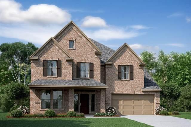 2634 Broad Reach Road, Manvel, TX 77578 (MLS #54542950) :: The SOLD by George Team