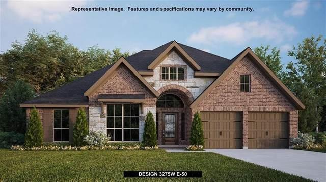 421 Patina Drive, Montgomery, TX 77316 (MLS #54547375) :: The Sansone Group