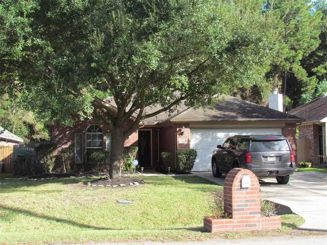 21609 Forest Colony Drive, Porter, TX 77365 (MLS #54548865) :: My BCS Home Real Estate Group