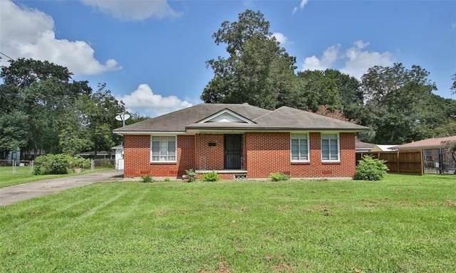 4512 Randwick Drive, Houston, TX 77092 (MLS #54556865) :: Caskey Realty