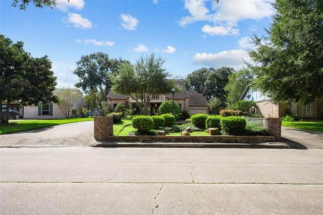3202 La Quinta Drive, Missouri City, TX 77459 (MLS #54563004) :: The Wendy Sherman Team
