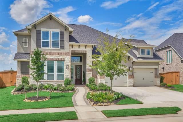 6535 Woodleaf Lake Loop, Katy, TX 77493 (MLS #5457101) :: The Bly Team