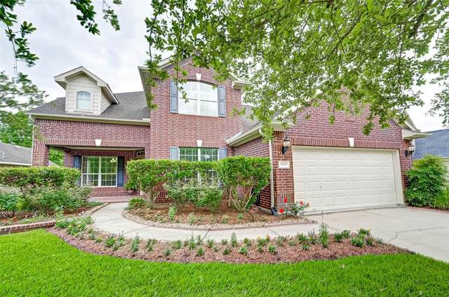 9019 Cedar Run Falls, Tomball, TX 77375 (MLS #54576154) :: Connell Team with Better Homes and Gardens, Gary Greene