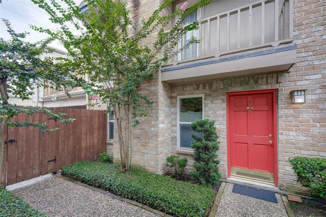 5520 Beverlyhill Street #2, Houston, TX 77056 (MLS #54577983) :: Texas Home Shop Realty