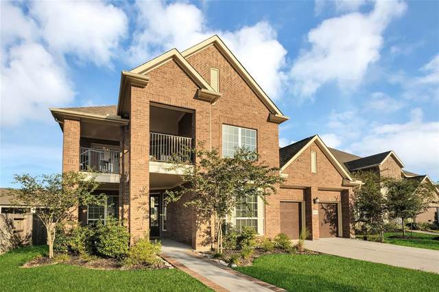 16706 Chestnut Square Drive, Cypress, TX 77433 (MLS #54578226) :: The Freund Group