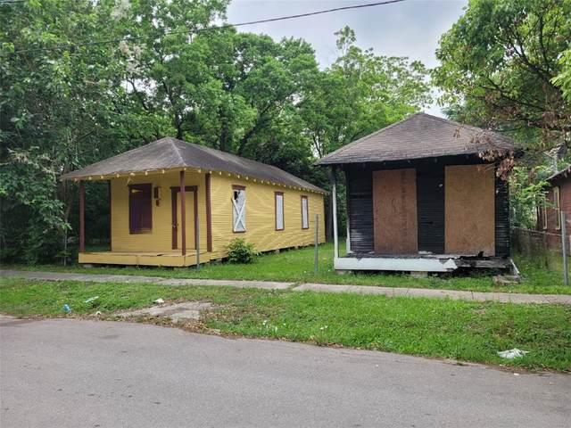 1411/ 1413 Bayou Street, Houston, TX 77020 (MLS #54581277) :: Connect Realty