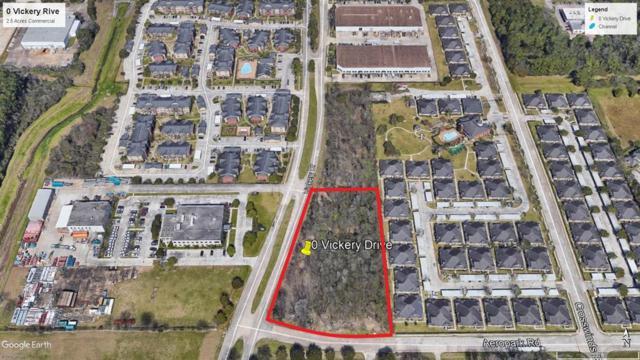 0 Vickery Drive, Houston, TX 77032 (MLS #5461428) :: Ellison Real Estate Team