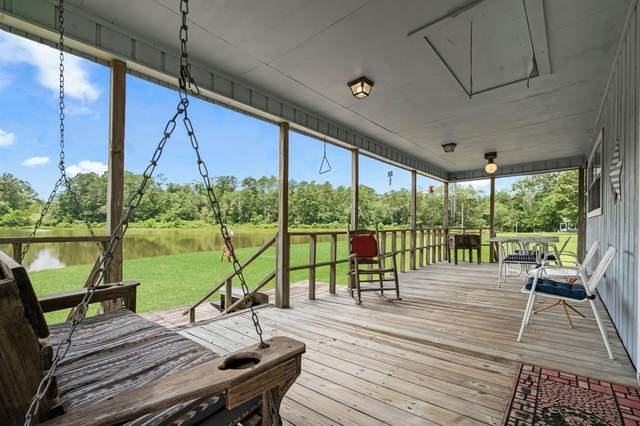 317 Hickory Drive E, Livingston, TX 77351 (MLS #54616861) :: My BCS Home Real Estate Group