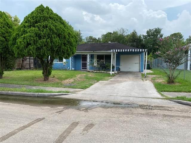 4918 Idaho Street, Houston, TX 77021 (MLS #54623607) :: The Parodi Team at Realty Associates