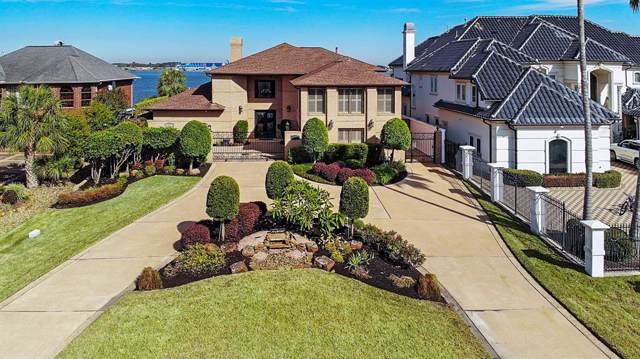 106 Twin Oaks Way, Kemah, TX 77565 (MLS #54626257) :: NewHomePrograms.com LLC