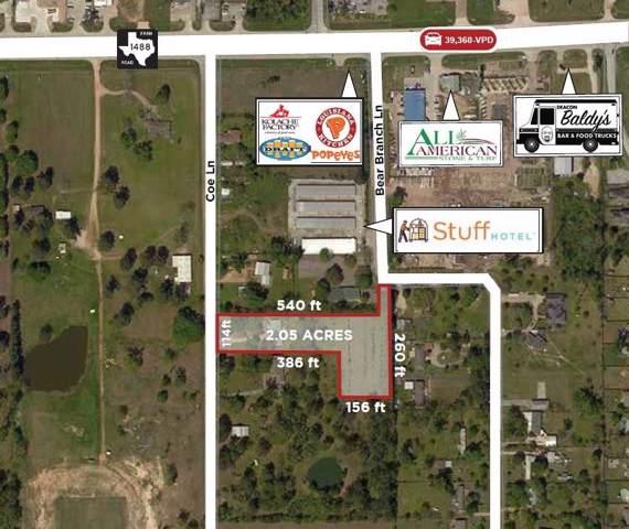 0 Coe Lane, Magnolia, TX 77354 (MLS #54635344) :: The Jill Smith Team